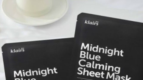 Klairs Midnight Blue Calming Mask | FD Wednesday Wishlist