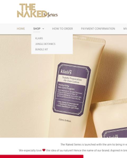 Online Shop Khusus Skincare Korea Ramah Lingkungan